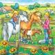 3 Puzzles - Animaux de la ferme