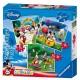 3 Puzzles - Mickey et ses amis