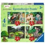 4 Puzzles - Contes et Légendes