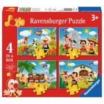 4 Puzzles - Jokie