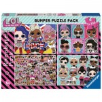 4 Puzzles - LOL Surprise