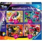 4 Puzzles - Trolls