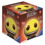 Ravensburger-72060-03 Puzzle 3D - Emoji