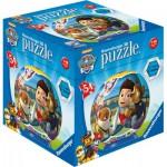 Ravensburger-72078-11917-02 Puzzle 3D - Pat'Patrouille
