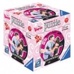 Ravensburger-79784-11918-04 Puzzle Ball 3D - Chica Vampiro