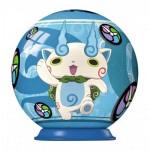 Ravensburger-79936-11922-03 Puzzle-Ball 3D - Yo-Kai Watch