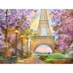 Puzzle   Amour à Paris