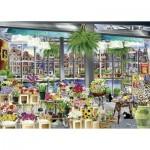 Puzzle   Amsterdam Flower Market