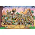 Puzzle   Astérix & Obélix
