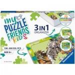 Boîte de Tri 3 en 1 - 100 - 300 Pièces XXL - Green