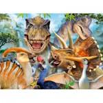 Puzzle   Dino Selfies