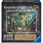 Exit Puzzle 8 - In Gruselkeller (en allemand)