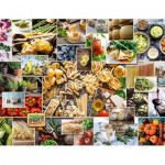 Puzzle   Food Collage