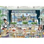 Puzzle   London Tea Party