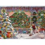 Puzzle   Merry Christmas Shoppe