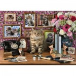 Puzzle   Mes Chatons