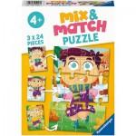 Mix and Match Puzzles - Vêtements