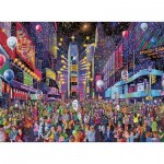 Puzzle   New Years in Times Square