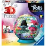 Puzzle 3D - DreamWorks - Trolls