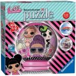 Puzzle 3D - LOL Surprise!