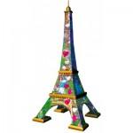 Puzzle 3D - Tour Eiffel