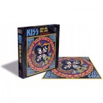 Puzzle  Zee-Puzzle-25645 Kiss - Rock and Roll Over