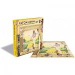 Puzzle  Zee-Puzzle-26214 Elton John - Goodbye Yellow Brick Road