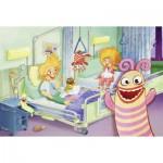 Puzzle  Schmidt-Spiele-56029 Sorgenfresser : A l'hôpital