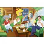 Puzzle  Schmidt-Spiele-56047 Bibi et Tina : Surprise d'anniversaire