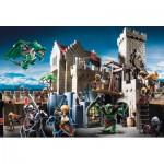 Puzzle  Schmidt-Spiele-56090 Bataille pour le Trésor Royal