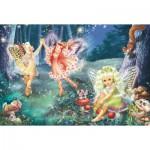 Puzzle  Schmidt-Spiele-56130 La Danse des Fées