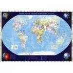 Puzzle  Schmidt-Spiele-57041 Notre monde