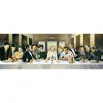 Puzzle  Schmidt-Spiele-57291 Renato Casaro : Le dîner des célébrités
