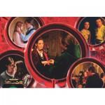 Puzzle  Schmidt-spiele-57552 Rubinrot : Voyage dans le Temps des Adultes