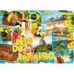 Puzzle  Schmidt-Spiele-58185 Rio de Janeiro