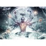 Puzzle  Schmidt-Spiele-58212 Rêve dans l'Univers