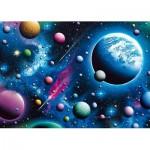 Puzzle  Schmidt-Spiele-58290 Univers Fantastique