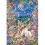 Puzzle  Schmidt-Spiele-58307 Le Monde Merveilleux des Elfes