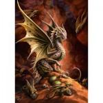 Puzzle  Schmidt-Spiele-58309 Dragon du Désert