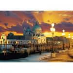 Puzzle  Schmidt-Spiele-58322 Basilica Santa Maria della Salute, Venise