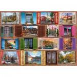 Puzzle  Schmidt-Spiele-58325 Ouvrez la Fenêtre!
