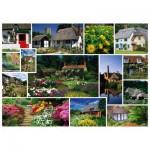 Puzzle  Schmidt-Spiele-58341 Passez des vacances en ... Angleterre
