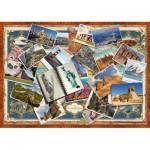 Puzzle  Schmidt-Spiele-58343 Salutations du Monde Entier