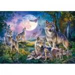Puzzle  Schmidt-Spiele-58954 Loups