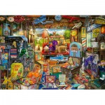 Puzzle  Schmidt-Spiele-58972 Vide Grenier