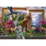 Puzzle  Schmidt-Spiele-59336 Jan Patrik Krasny, Dinosaures
