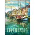 Puzzle  Schmidt-Spiele-59583 Copenhague