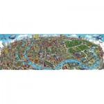 Puzzle  Schmidt-Spiele-59594 Paysage Urbain - Berlin