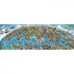 Puzzle  Schmidt-Spiele-59595 Paysage Urbain - Sydney