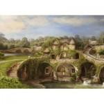 Puzzle  Schmidt-Spiele-59608 Maison de la Nature